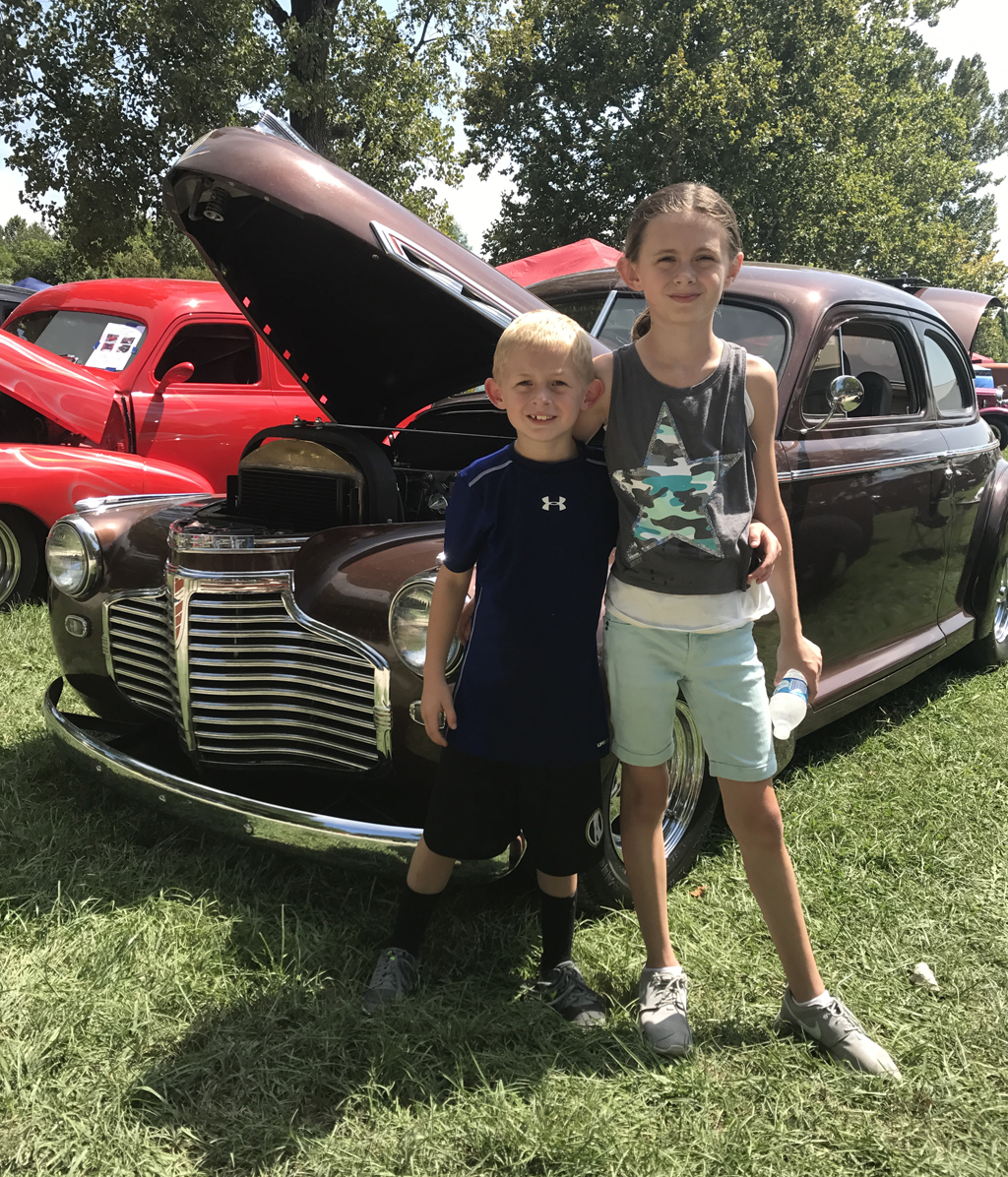 Enjoyable Chevs Of The 40S Vehicle Of The Month Featured Wiring Digital Resources Talizslowmaporg